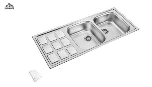 سینک ظرفشویی اخوان 368S